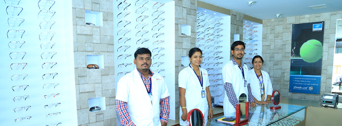 I Vision Eye Care Centre Chalakudy Eye Hospital In Chalakudy